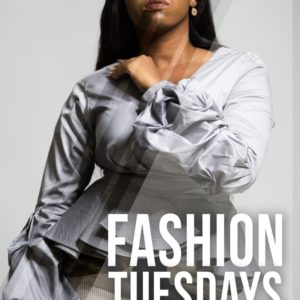 "Watch Odio Mimonet's New Vlog Series ""Fashion Tuesday"" as Xaxa talks Haute Couture"