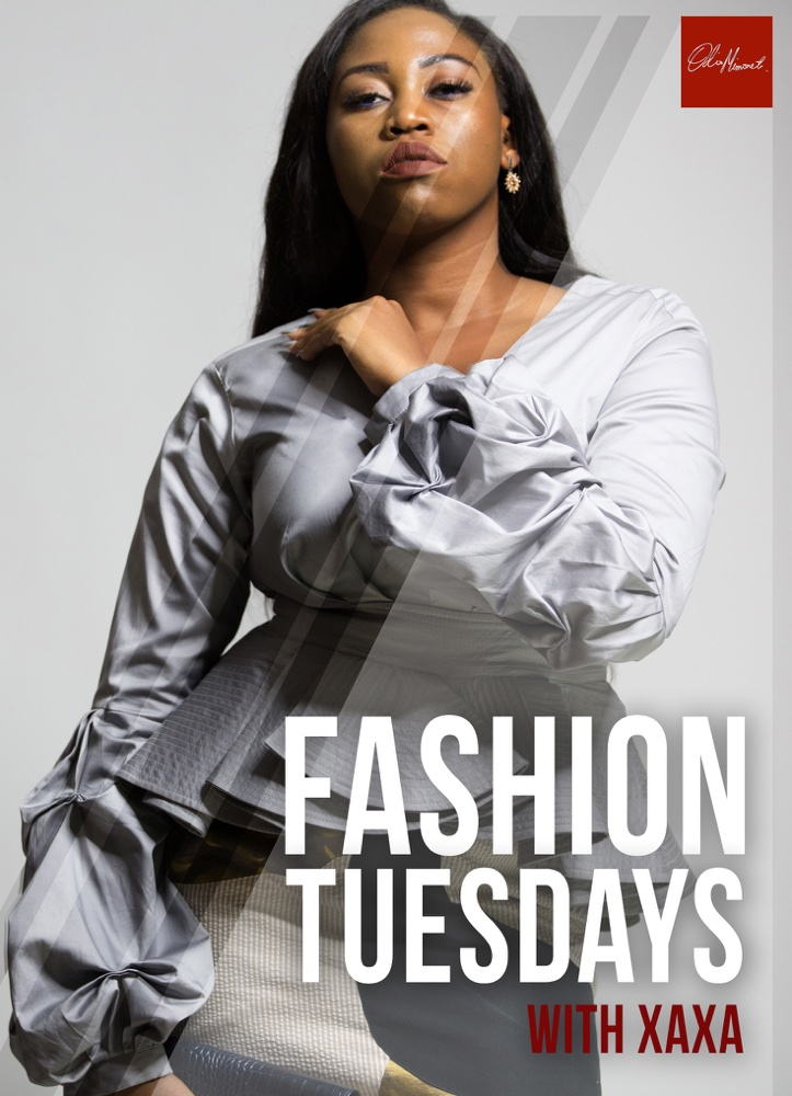 """Watch Odio Mimonet's New Vlog Series """"Fashion Tuesday"""" as Xaxa talks Haute Couture"""