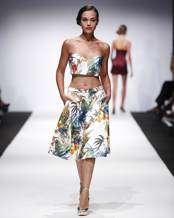 Nigerian-Austrian Designer Omatu of Fulani Fashion takes the Runway at Vienna Fashion Week