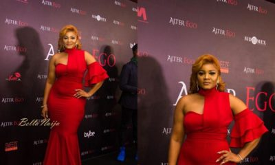 Yasss ? Congratulations! Omotola Jalade Ekeinde awarded Best Actress for her role in Alter Ego