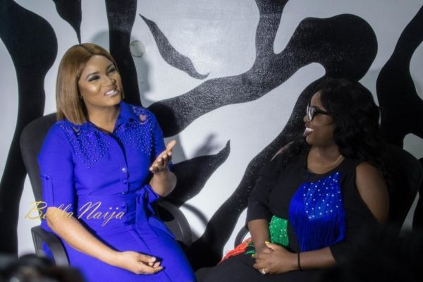 Omotola Jalade Ekeinde speaks about sex scenes with Wale on Alter Ego