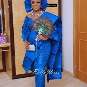 BN Weddings Exclusive: Oyin the Belle! See Oyin Adenuga's Stunning Looks as she weds Ade Olufeko