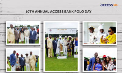 Access Bank Group/UNICEF Polo Day Fund Raising Initiative Celebrate 10 years Of Success (LIB)