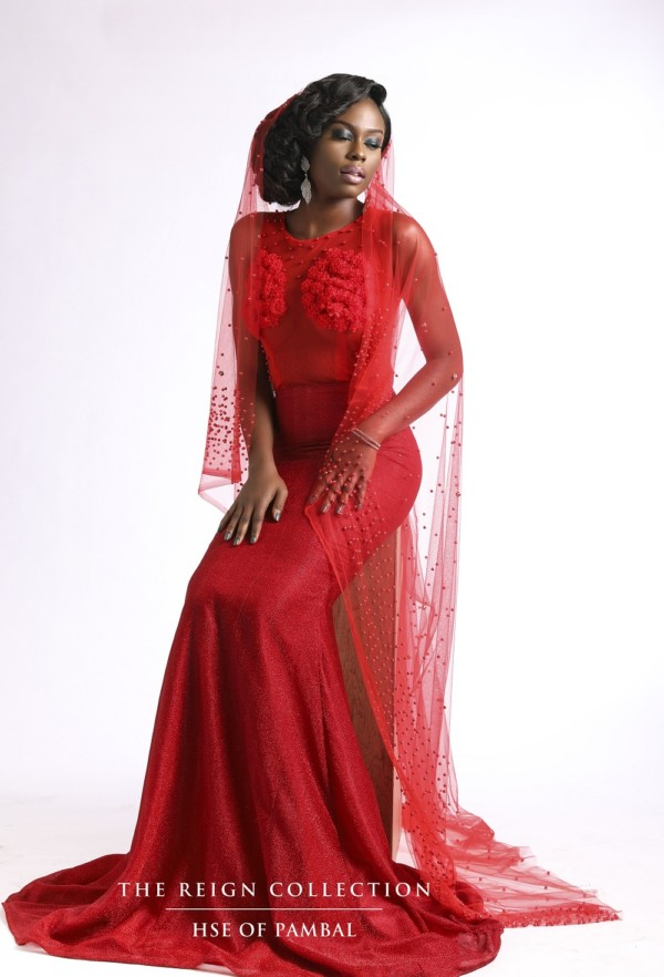 The 'Reign Collection' by House of Pambal | See the Eveningwear Collection on BN Style