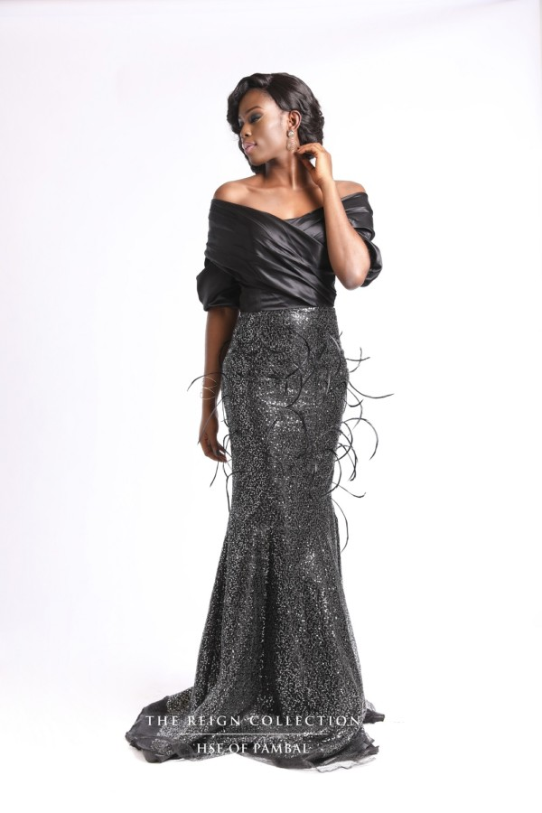 Afolakemi Balogun's 'Reign Collection' by House of Pambal