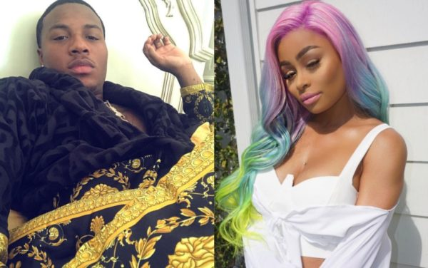 Blac Chyna will sue Rarri if he releases her Explicit Photos