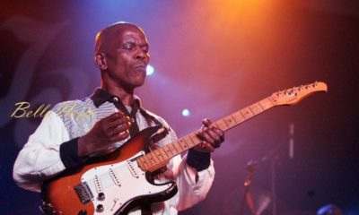 South Africa Jazz Musician Ray Phiri Dies at 70