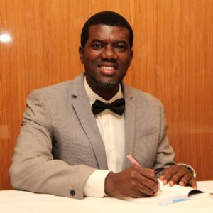 Social Media Rant or Summarized Political Narrative? – A #LiterallyWhatsHot Review Of Reno Omokri's Facts versus Fiction
