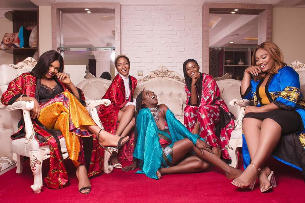 Taje Prest, Adetoke Oluwo, Jennifer Oseh feature in SGTC Clothing Campaign