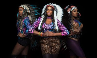 "BellaNaija - The Native Indians! B.T.S. Photos of SHiiKANE's New Music Video ""Oga Police"""