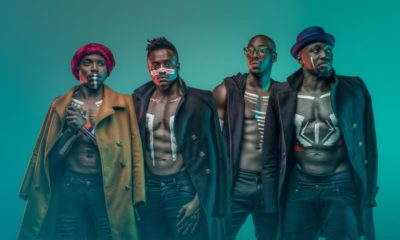 BellaNaija - Sauti Sol celebrate 10 years together on International Friendship Day 2017 | WATCH