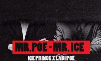 BellaNaija - New Music: Ice Prince x Poe - Mr Poe - Mr Ice