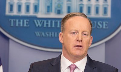 Donald Trump's Press Secretary Sean Spicer resigns after 6 months