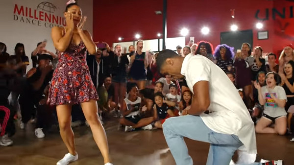 So Sweet 💘 Dramatic Dance Routine Turns to Emotional Proposal BN Weddings