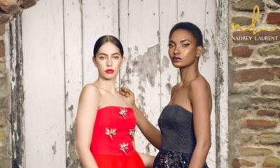 """Totally Ethnik rebrands to """"Nadrey Laurent"""" with Debut SS17 Collection 'Colours of the Earth'"""