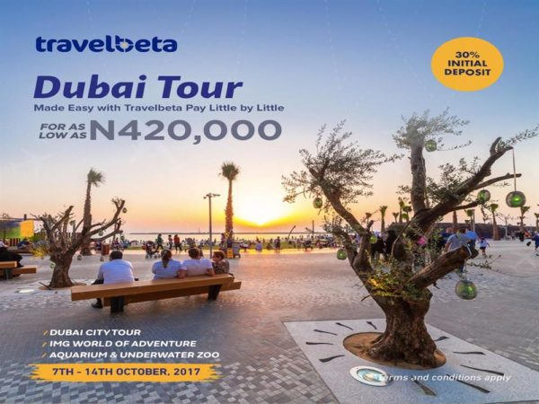 Explore Dubai with TravelBeta
