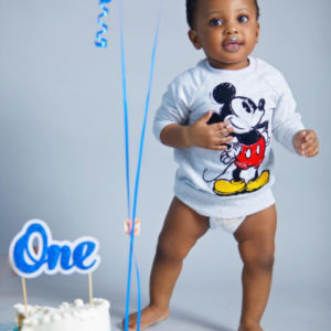 Happy Birthday Jayden! See his Cute new photos + Sweet Message from his Dad Ubi Franklin BellaNaija