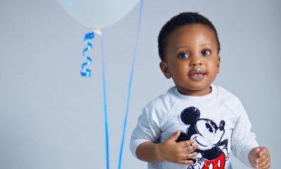 Happy Birthday Jayden! See his Cute new photos + Sweet Message from his Dad Ubi Franklin BellaNaija