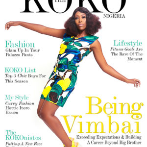 Vimbai Mutinhiri Dishes on Memories, Relationships & Privacy in the Latest Issue of The KOKO Magazine