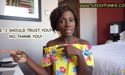 Watch Sassy Funke's New Vlog The Real Truth About Dating in Lagos BNTV