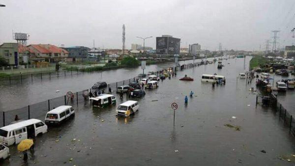 Lagos lekki flood