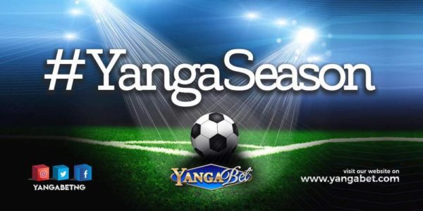 #YangaSeason sport betting