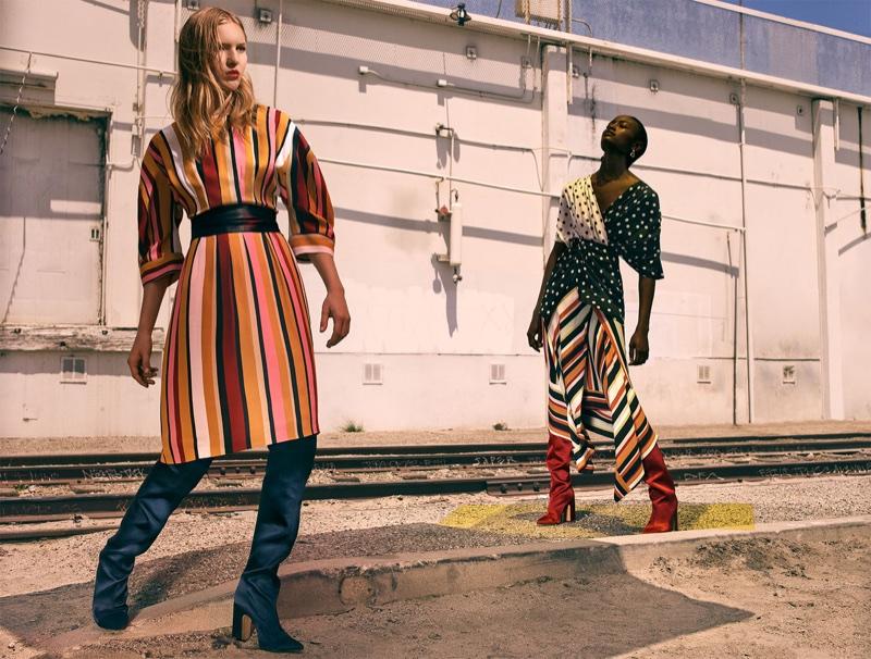 Lookbook: Zara Pre Fall 2017 Campaign & Fall/Winter teaser