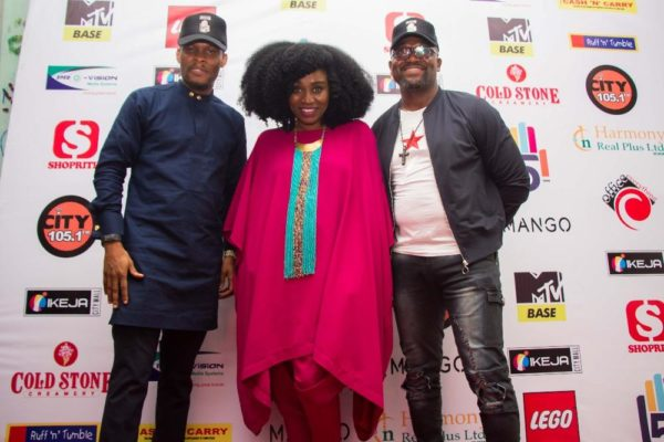 TY Bello at the ICM5inLagos challenge