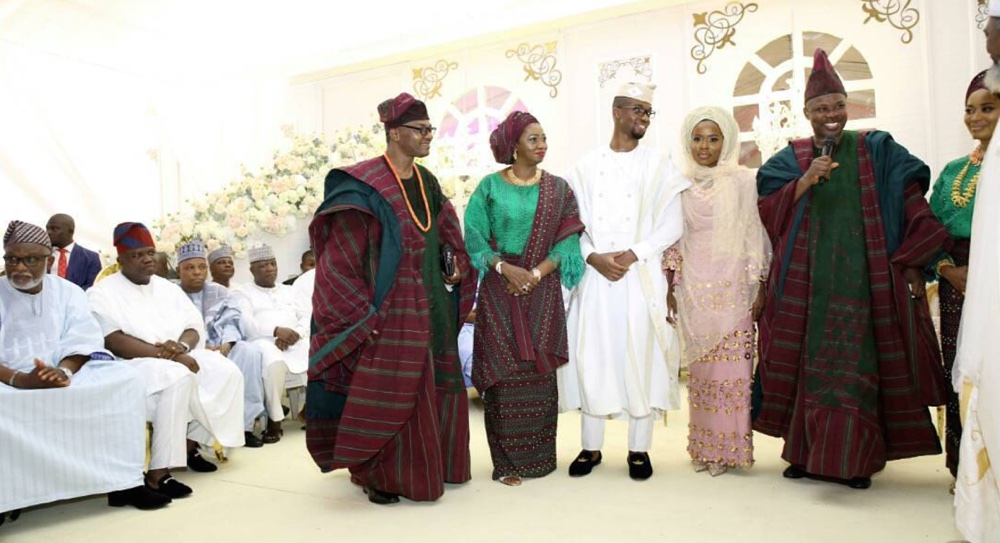 Halima buhari wedding