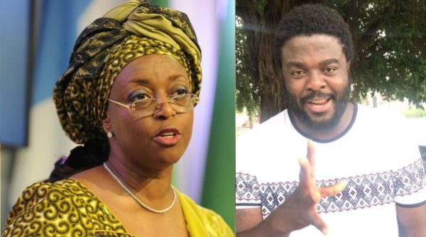 Nollywood Actor Aremu Afolayan Curses Diezani for Stealing Money