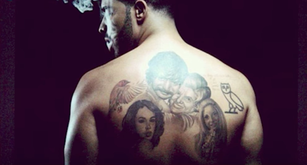 Fan Love! Have you seen Drake's New Tattoo of Lil Wayne?