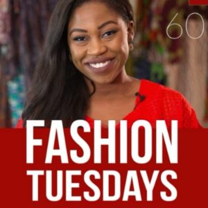 "It's all about The Power of Accessories on ""Fashion Tuesday"" with Odio Mimonet 