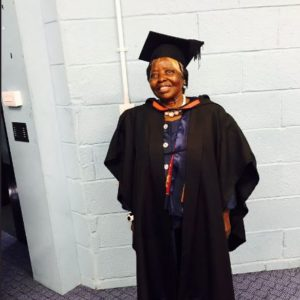 BellaNaija - No Limits! Woman bags First Class in Psychoanalytic Studies at the age of 74