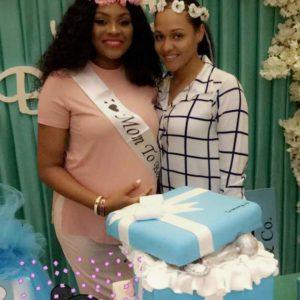 Photos:IfyOkoye's Baby Shower was a Tiffany & Co. Affair!