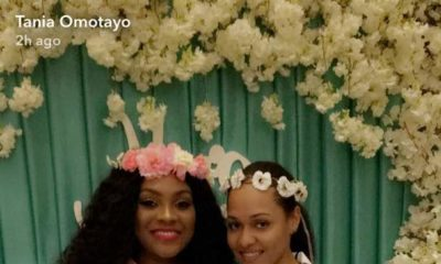 Photos: Ify Okoye's Baby Shower was a Tiffany & Co. Affair!