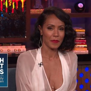 Jada Pinkett Smith finally addresses Rumour on Open Marriage with Will Smith | Watch