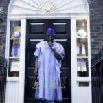 King Hakbal Takes London with these Dashing Street Style Photos