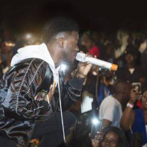 BellaNaija - Korede Bello dazzles fans in Mali | Photos + Video