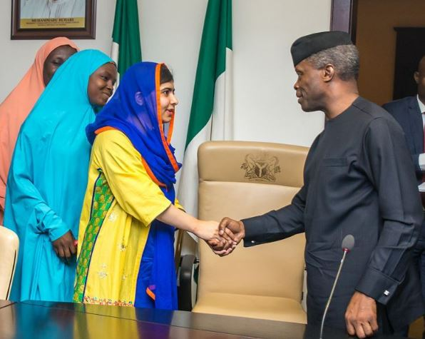 Malala Yousafzai wants FG to declare State of Emergency on Nigeria's Education Sector