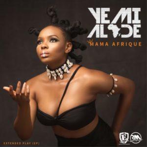 """BellaNaija - Yemi Alade finally unveils her """"Mama Afrique"""" EP + """"Nakupenda"""" (Swahili) feat. Nyashinski"""