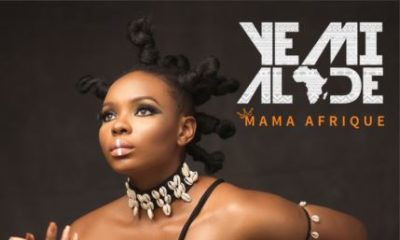 "BellaNaija - Yemi Alade finally unveils her ""Mama Afrique"" EP + ""Nakupenda"" (Swahili) feat. Nyashinski"