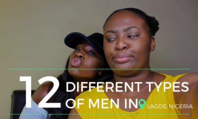 BN TV: Towmeey Discusses The 12 Types of Nigerian Men | Watch