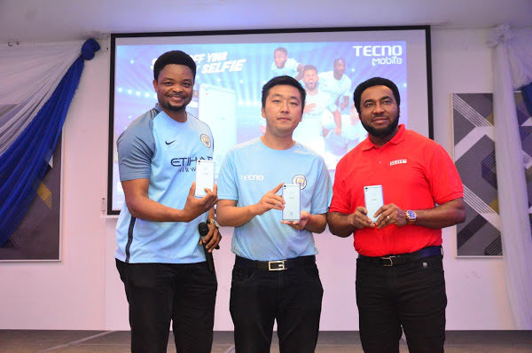 TECNO announces the Launch of the much anticipated CAMON CX Manchester City Limited Edition I Pre-order at SLOT between 17th - 21st July