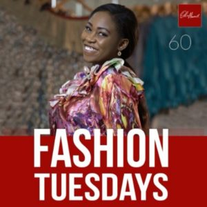 "Get Fabulous with Five Items on Odio Mimonet's New Vlog Series ""Fashion Tuesday"""