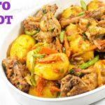 BN Cuisine: A Recipe for Cameroonian Potato Hot Pot on Precious Kitchen