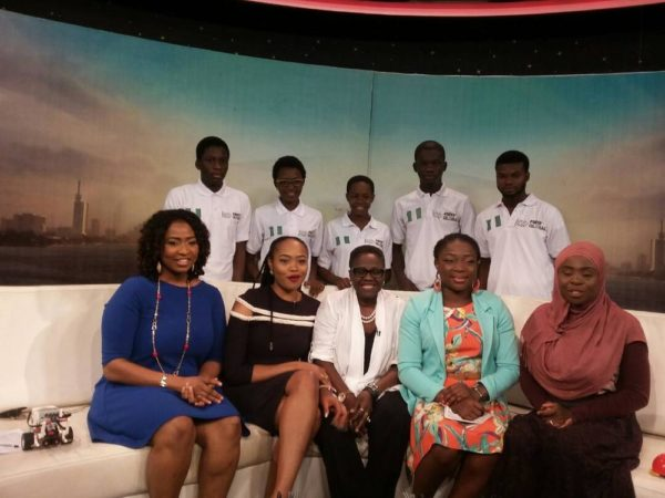 Meets the Teens who made Nigerians proud at the First Global Challenge 2017