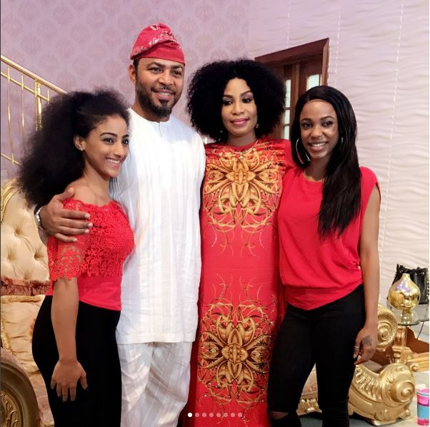 "Ramsey Nouah, Sophie Alakija to star in new TV Series ""Scandal"""