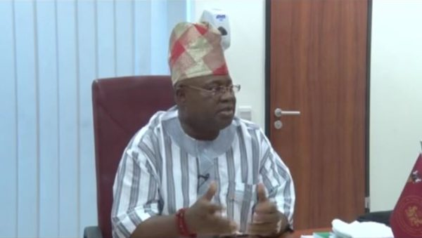 I taught Davido how to Dance - Senator Ademola Adeleke | WATCH