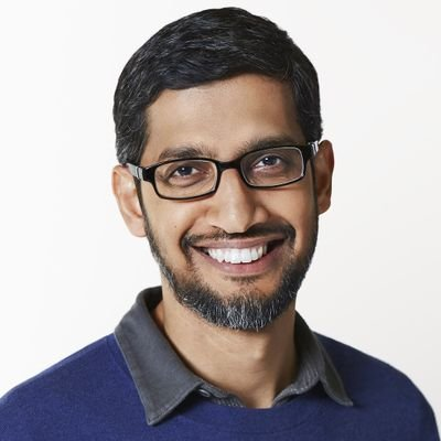 Google CEO in Nigeria, shares photo of Computer Village - BellaNaija
