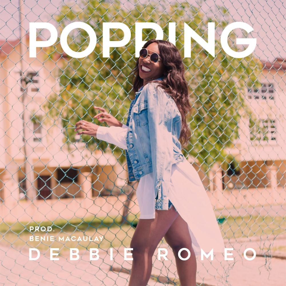 BellaNaija - New Music: Debbie Romeo - Popping